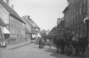 Ole Lunds gård ca. 1895